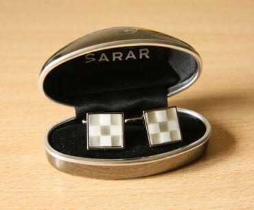 Продаю запонки Sarar