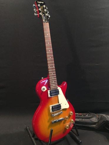 EPIPHONE elektro gitara Model: Les Paul 100 SB