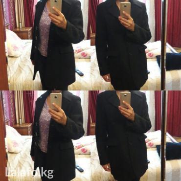 весеннее полупальто в Кыргызстан: Продаю пальто весенняя в хорошем состояние носили один два раза