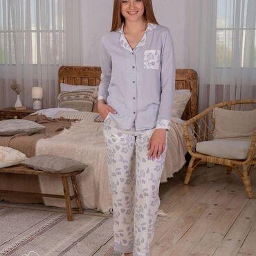 Женское пижамы Мужские пижамы