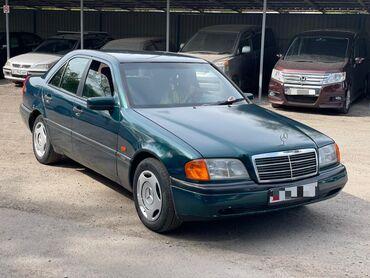 Mercedes-Benz C 180 1.8 л. 1996