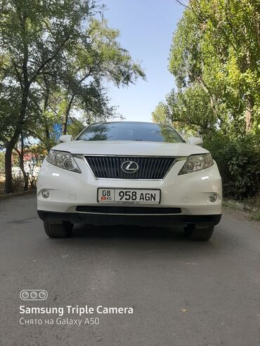 lexus rx350 в Кыргызстан: Lexus RX 3.5 л. 2010 | 162000 км