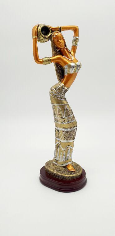 282 объявлений: Статуэтка в Египетском стиле. Отличное украшение для своего дома или в