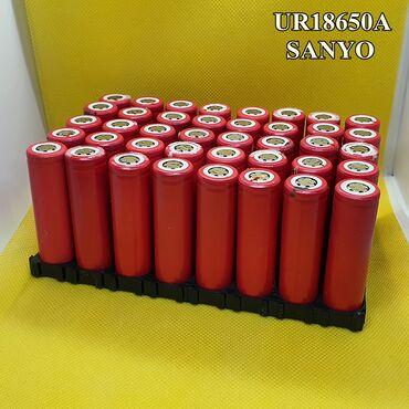 Noutbuklar üçün batareyalar - Azərbaycan: UR18650A SANYOSANYO firmasının batareyalarıYoxlanılıb, hamsı cərəyan