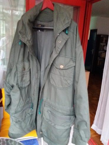 Lovačka jakna, br. 60, velika, odlično očuvana, sa puno džepova. - Belgrade
