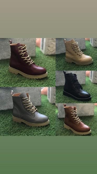 ботинки cat в Кыргызстан: Женские демисезонные ботинки