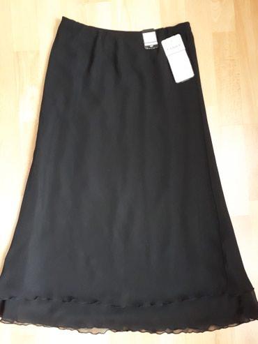 Nova C&A suknja sa tilom.38 br.20evra placena. Cela je prekrivena