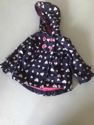 Lagana jakna za devojcice 12 meseci. - Novi Sad