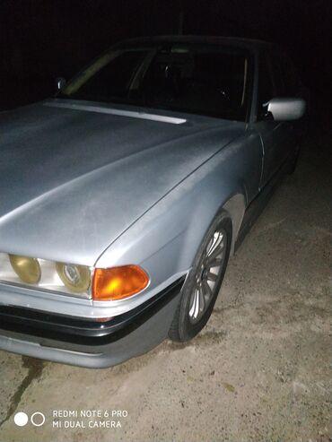 10572 elan | NƏQLIYYAT: BMW 7 series 2.8 l. 1996 | 360000 km