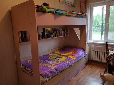 Продаётся двухярусная кровать,  в в Бишкек