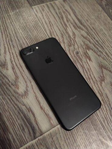 помогу деньгами нуждающимся бишкек in Кыргызстан   ИНТЕРНЕТ РЕКЛАМА: IPhone 7 Plus   128 ГБ   Черный Б/У   Отпечаток пальца