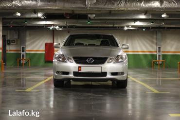 Lexus gs 350 awd 2007  бизнес-седан с v6, полным приводом и в Бишкек