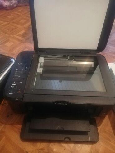 сканер canon в Кыргызстан: Продаю принтер мфу, работает только сканер. Canon mg 3150.с wi fi