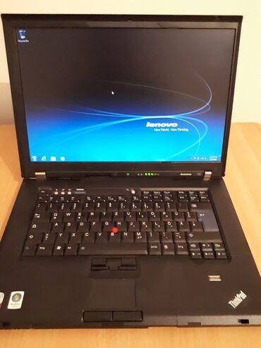Lenovo a1900 - Srbija: Lenovo T61 u odlicnom fizickom i funkcionalnom stanju, laptop