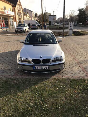 Bmw 4 серия 420d mt - Srbija: BMW 320 2003