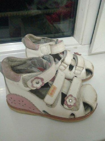 25 hdd в Кыргызстан: Ортопедические сандали 25 размера б/у пр-во Турция