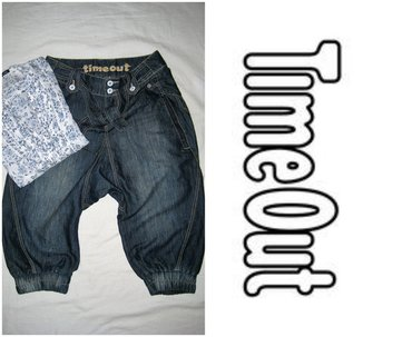 *** TIME OUT *** 29 texas baggy salvare   Odlicne baggy salvare - - Beograd
