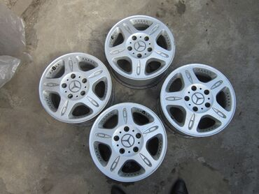 r16 диски купить в Кыргызстан: Куплю диски r16 Mercedes Sprinter разбалтовка 5×130