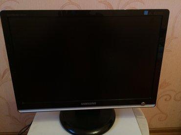 Продаю монитор samsung suncmaster 206bw в Бишкек