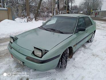 белая mazda в Кыргызстан: Mazda 323 1.6 л. 1992