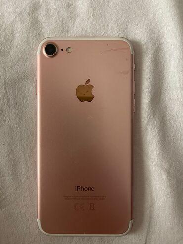 сколько стоит iphone 7 in Кыргызстан   APPLE IPHONE: IPhone 7   32 ГБ   Розовый