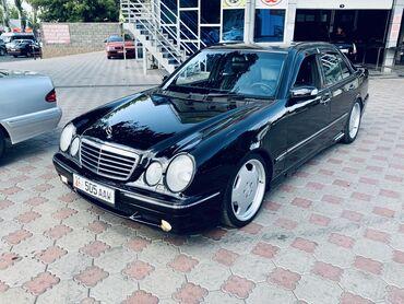 Mercedes-Benz E 430 4.3 л. 2000 | 312000 км