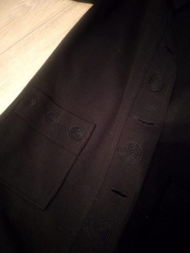 Турецкое шерстяное пальто на женщин.теплое.500 сом. 54-56 разм в Бишкек
