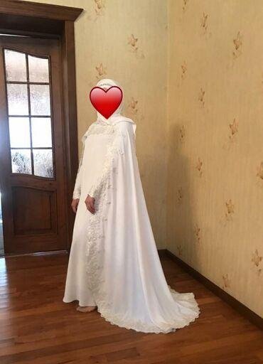 Продаю свадебное платье подойдёт на ника также и на Кыз узатуу .Было