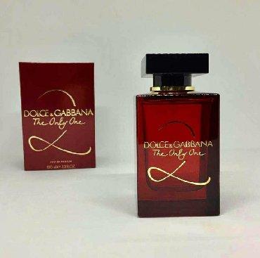 - Azərbaycan: Dolce &Gabbana The only one 100 ml