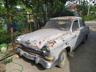 ГАЗ - Кыргызстан: ГАЗ 21 Volga 1961