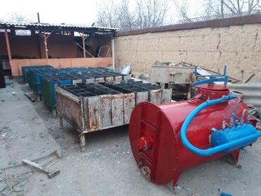 Оборудование для бизнеса в Кызыл-Кия: Пенаблок апарат готовый бизнес