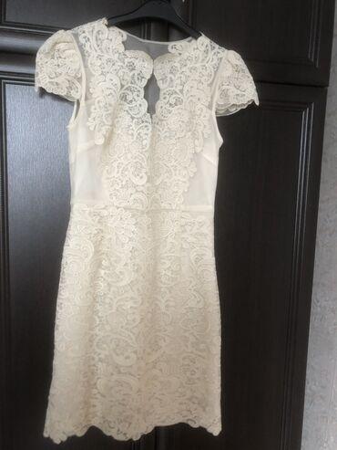 Красивое и нежное платье!  Одевалось 2 раза на мероприятие