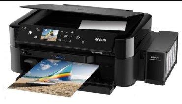 Принтеры в Кара-Ой: Epson L850 27000 сом (390$)Общие