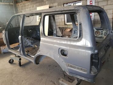 запчасти ssangyong rexton в Кыргызстан: Toyota Land Cruiser 80 кузов целиком, Тойота Ленд Крузер 80 целый