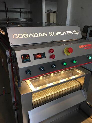Оборудование для бизнеса в Бишкек: Семечки жарка  Печь для жарки семечки разных орехов равномерное на зак