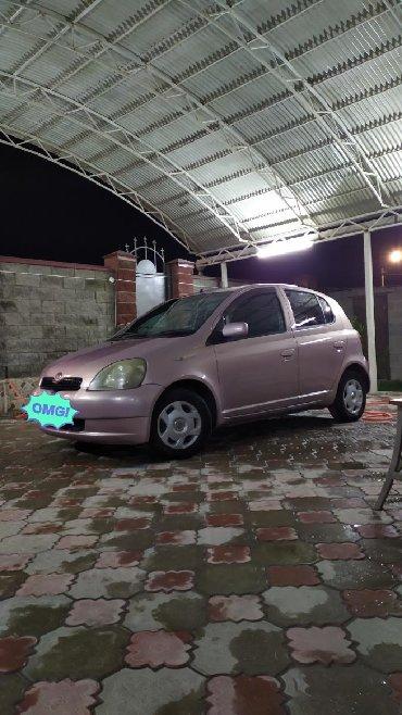 Toyota Vitz 1 л. 2001 | 0 км