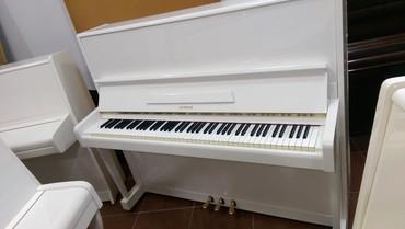 Çexiya istehsalı akustik piano. Satışda müxtəlif marka və modellərdə