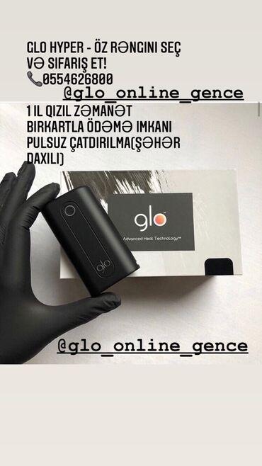 Qəlyan, vayp və aksesuarları - Gəncə: Glot™ ilə tanış olun, tütün yandırmadan İnduktiv Qızdırma