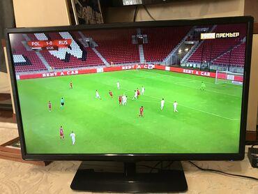 смарт тв 32 в Кыргызстан: Продаю Телевизор '32 дюйма, состояние отличное, почти как новый. ТВ