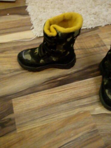 Zimske - Srbija: Cipele za zimu ciciban vel 27