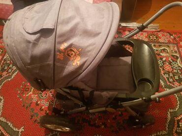 Продаётся коляска,в хорошем качестве Состояние 9/10 Цвет:серый