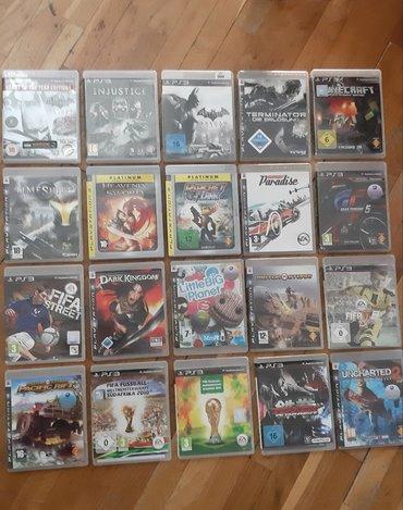 Video igre i konzole | Srbija: PS3 IGRICE !!!