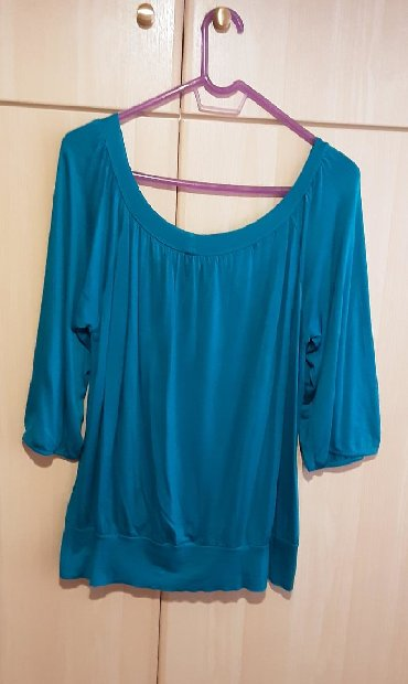 σε Καματερó: Μπλούζα με μανίκι 3/4, One size, ελάχιστα φορεμένη, άριστη
