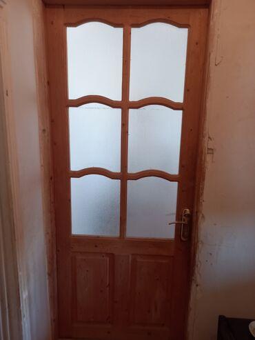 Двери | Дерево | Азербайджан | С рамой