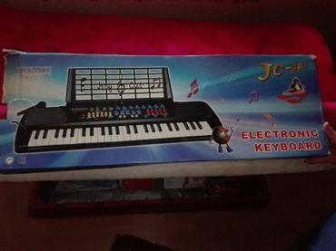 Klavijatura za ucenje - Nis