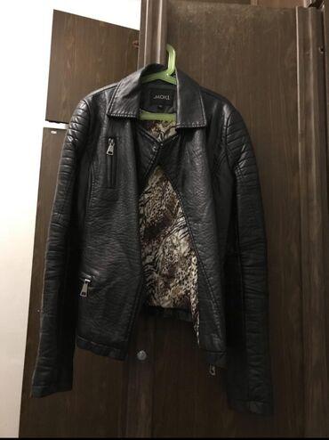Куртки - Кок-Ой: Одевали пару раз весит без дела. Кожа