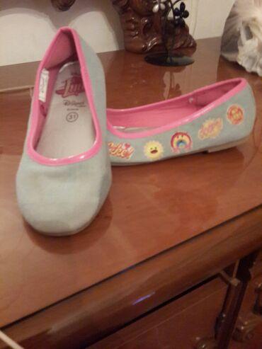 детская мембранная обувь в Азербайджан: Детская обувь для девочки в отличном состояние размер 31