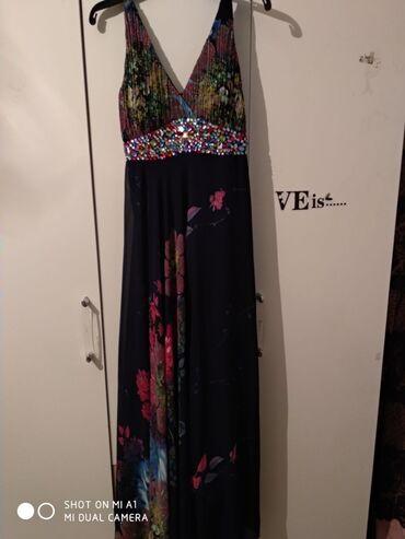 Платья - Джалал-Абад: Платье в пол вечернее