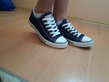 Ženska patike i atletske cipele | Negotin: Starke Convers All Star Starke - Rasprodaja -40 25,5 cmProdajem patike
