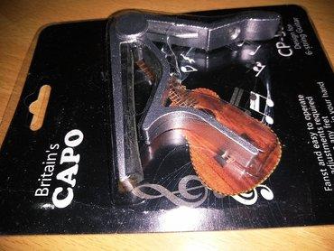 İdman və hobbi İmişlida: Kapo Klassik Akustik gitara üçün var